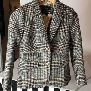JCREW wool schoolboy blazer